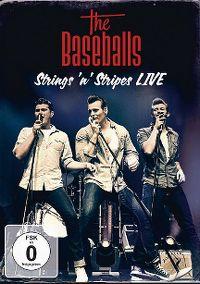 Cover The Baseballs - Strings 'N' Stripes Live [DVD]